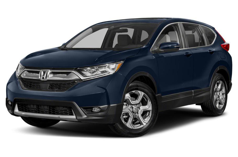 Темно-синий Honda Новый CR-V LifeStyle, год, VIN 10326 – цена, описание и характеристики — фото № 2
