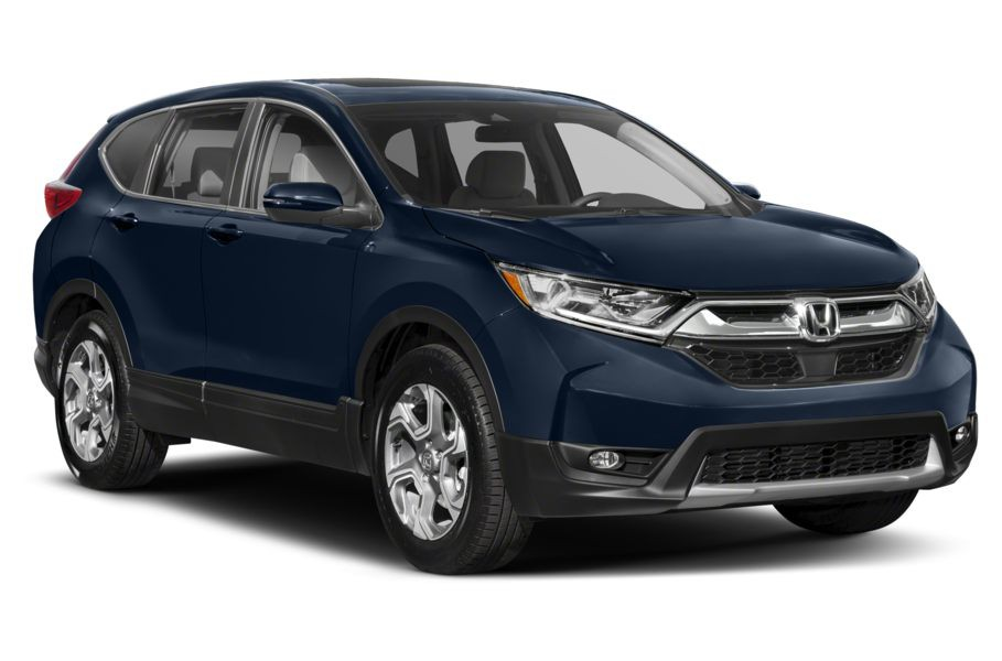 Темно-синий Honda Новый CR-V Executive, год, VIN 10186 – цена, описание и характеристики — фото № 4