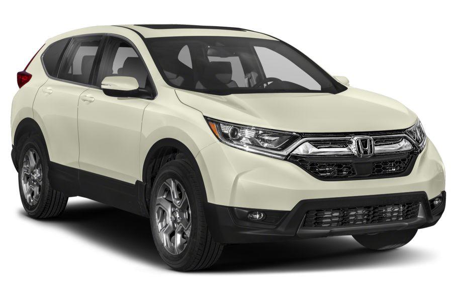 Белый (перламутр) Honda Новый CR-V Executive, год, VIN 12631 – цена, описание и характеристики — фото № 4