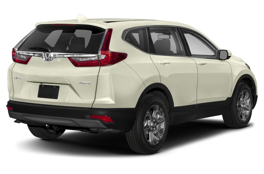 Белый (перламутр) Honda Новый CR-V Executive, год, VIN 12631 – цена, описание и характеристики — фото № 5