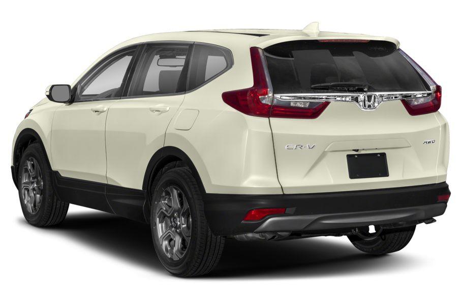 Белый (перламутр) Honda Новый CR-V Executive, год, VIN 12547 – цена, описание и характеристики — фото № 7