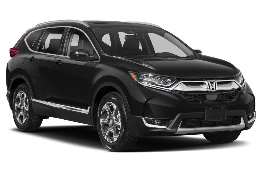 Черный (перламутр) Honda Новый CR-V Executive, год, VIN 10145 – цена, описание и характеристики — фото № 4