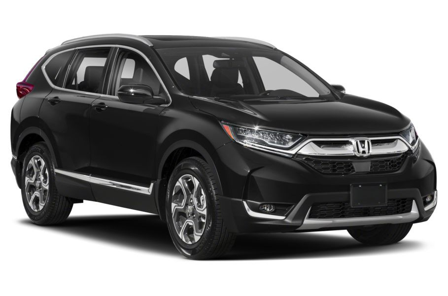 Черный (перламутр) Honda Новый CR-V Executive, год, VIN 10096 – цена, описание и характеристики — фото № 4