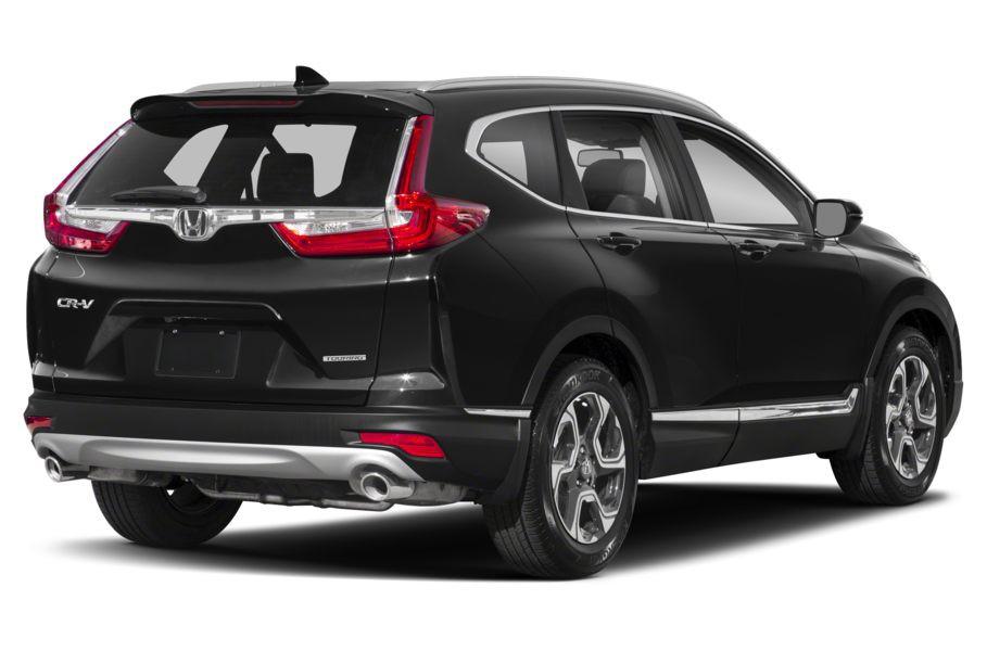 Черный (перламутр) Honda Новый CR-V Executive, год, VIN 10096 – цена, описание и характеристики — фото № 5