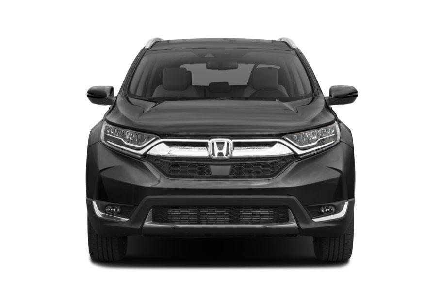 Cерый (металлик) Honda Новый CR-V Executive, год, VIN 10201 – цена, описание и характеристики — фото № 3