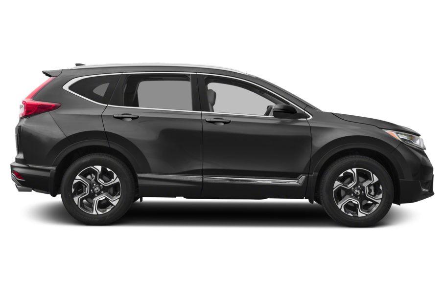 Cерый (металлик) Honda Новый CR-V Executive, год, VIN 10201 – цена, описание и характеристики — фото № 1