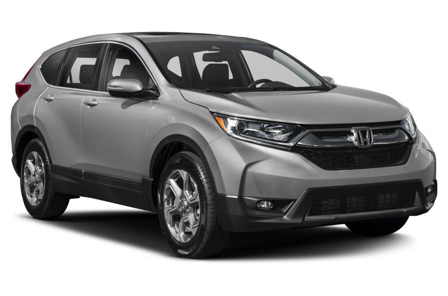 Серебристый (металлик) Honda Новый CR-V Lifestyle, год, VIN 10231 – цена, описание и характеристики — фото № 4