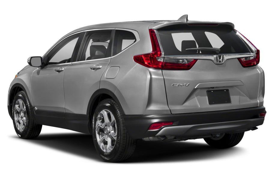 Серебристый (металлик) Honda Новый CR-V Lifestyle, год, VIN 10231 – цена, описание и характеристики — фото № 7