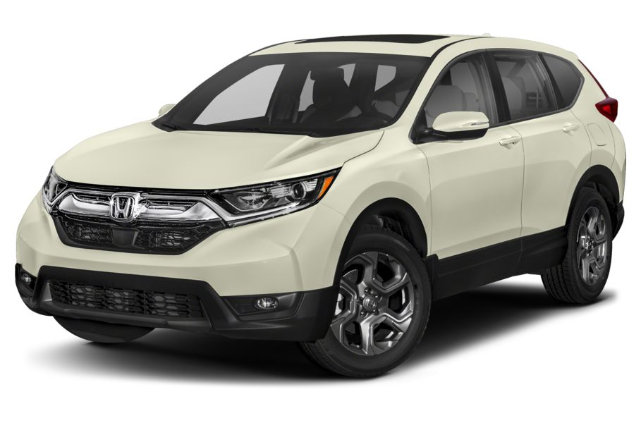Белый Honda Новый CR-V Executive, год, VIN 10281 – цена, описание и характеристики — фото № 1