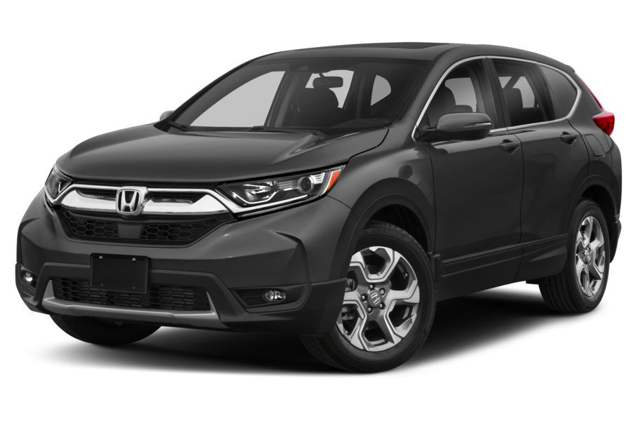 Темно-серый (металлик) Honda Новый CR-V Executive, год, VIN 10124 – цена, описание и характеристики — фото № 2