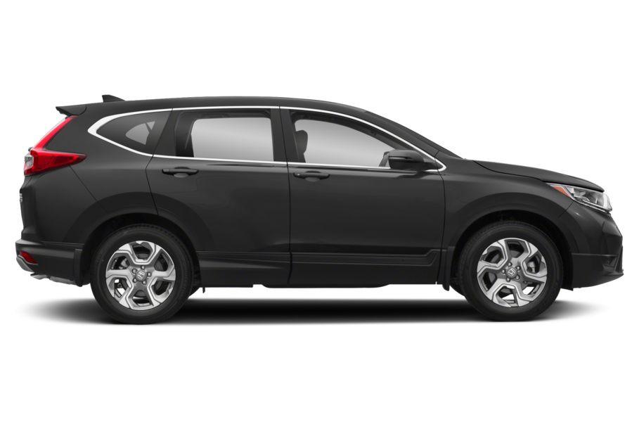Темно-серый (металлик) Honda Новый CR-V Executive, год, VIN 10124 – цена, описание и характеристики — фото № 1