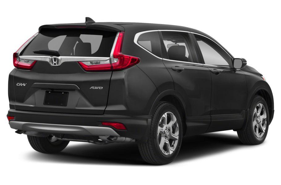 Темно-серый (металлик) Honda Новый CR-V Executive, год, VIN 10243 – цена, описание и характеристики — фото № 5
