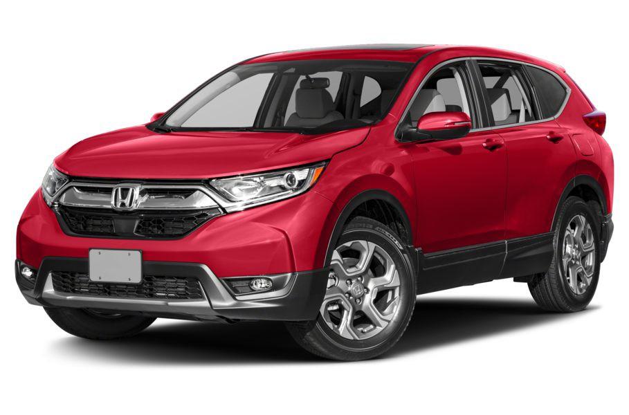 Красный (перламутр) Honda Новый CR-V Executive, год, VIN 12296 – цена, описание и характеристики — фото № 2
