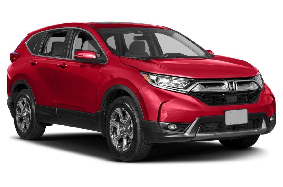 Красный (перламутр) Honda Новый CR-V Executive, год, VIN 10285 – цена, описание и характеристики — фото № 4