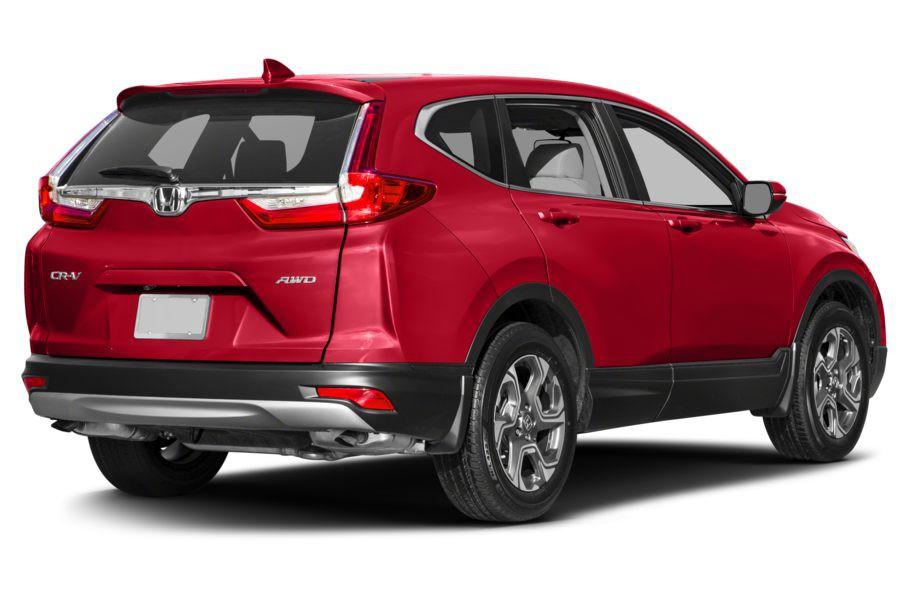 Красный (перламутр) Honda Новый CR-V Executive, год, VIN 12296 – цена, описание и характеристики — фото № 5