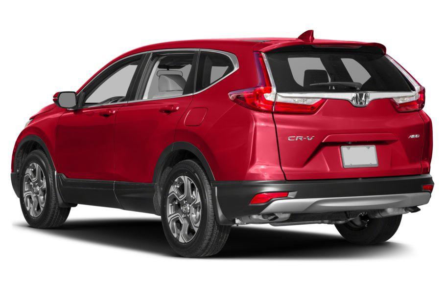 Красный (перламутр) Honda Новый CR-V Executive, год, VIN 10285 – цена, описание и характеристики — фото № 7