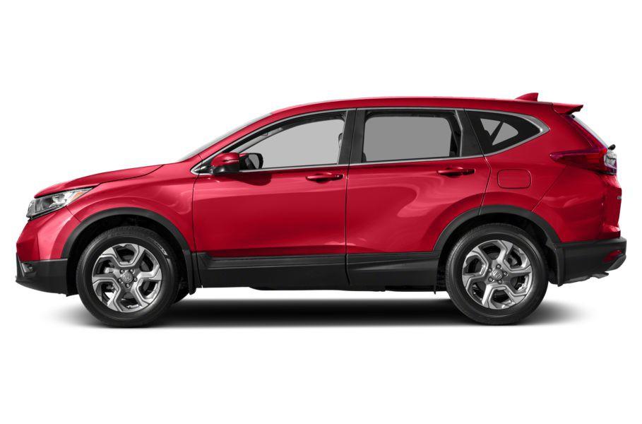 Красный (перламутр) Honda Новый CR-V Executive, год, VIN 12296 – цена, описание и характеристики — фото № 8