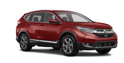 Тёмно-красный (перламутр) Honda Новый CR-V Executive, год, VIN 10116 – цена, описание и характеристики — фото № 3