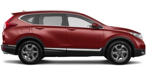 Тёмно-красный (перламутр) Honda Новый CR-V Executive, год, VIN 10116 – цена, описание и характеристики — фото № 1