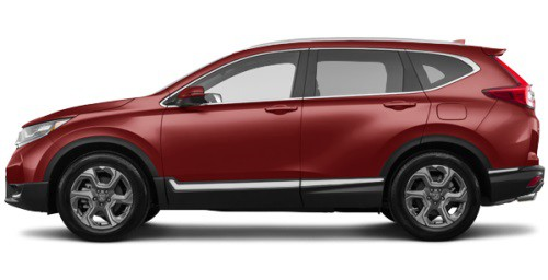Тёмно-красный (перламутр) Honda Новый CR-V Executive, год, VIN 10116 – цена, описание и характеристики — фото № 6