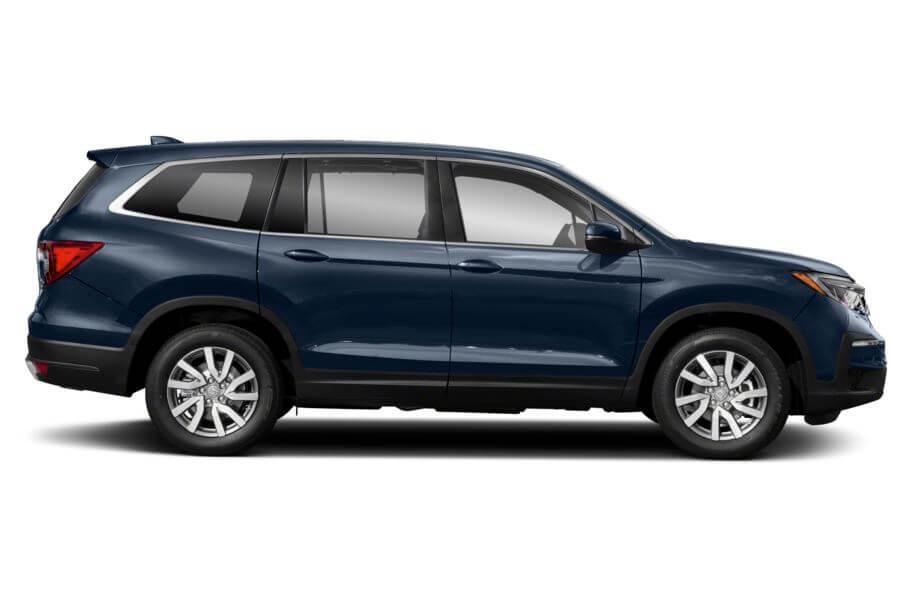 Синий Honda Pilot Executive, год, VIN 00093 – цена, описание и характеристики — фото № 1
