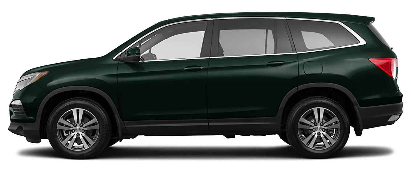 Тёмно-зелёный Honda Pilot Executive, год, VIN 00045 – цена, описание и характеристики — фото № 6