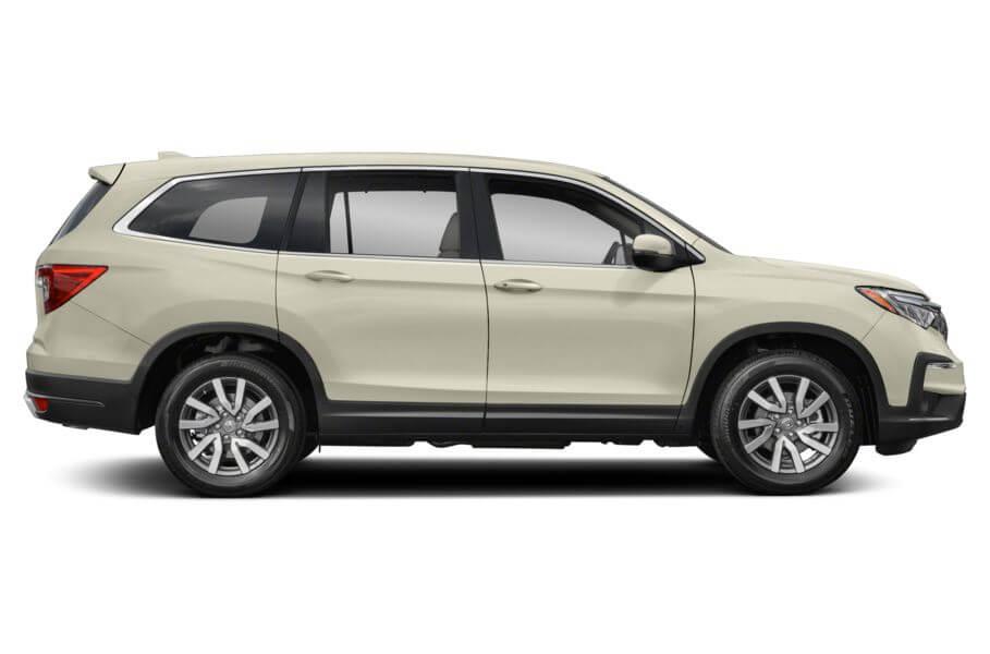Белый Honda Pilot Executive, год, VIN 00092 – цена, описание и характеристики — фото № 1