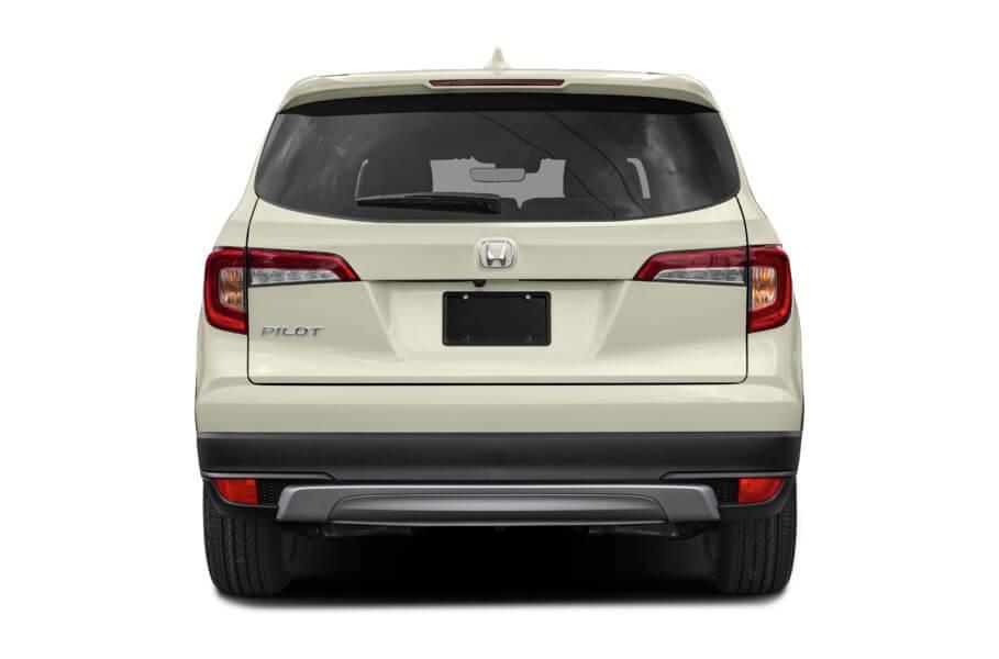 Белый Honda Pilot Executive, год, VIN 00157 – цена, описание и характеристики — фото № 6