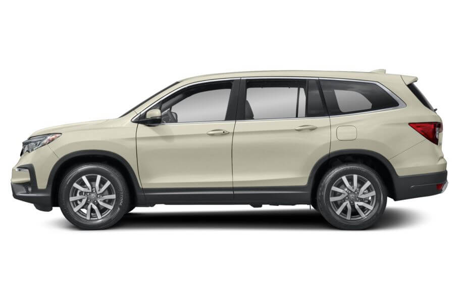 Белый Honda Pilot Executive, год, VIN 00092 – цена, описание и характеристики — фото № 8