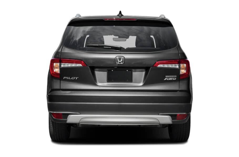 Черный Honda Pilot Executive, год, VIN 00119 – цена, описание и характеристики — фото № 6