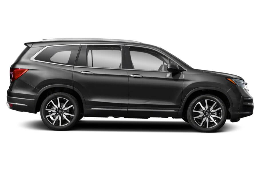 Черный (Бежевый салон) Honda Pilot Executive, год, VIN 00125 – цена, описание и характеристики — фото № 4