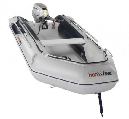 Лодки с надувным днищем
