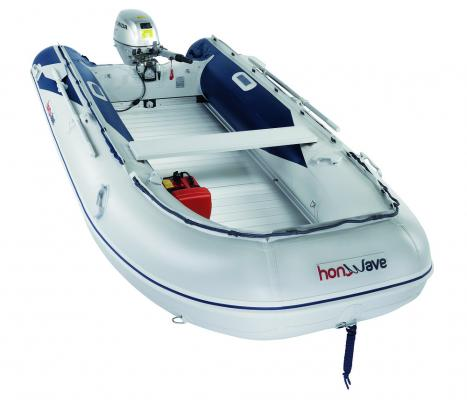 Надувная лодка T40 AE2
