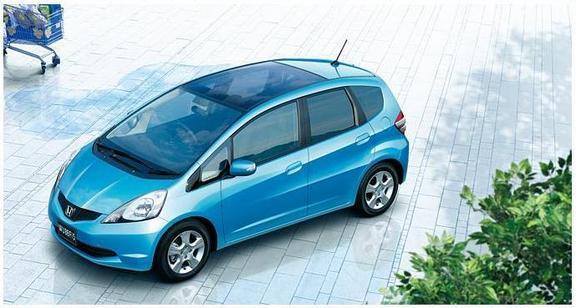 Honda Jazz признан Автомобилем Десятилетия в Японии