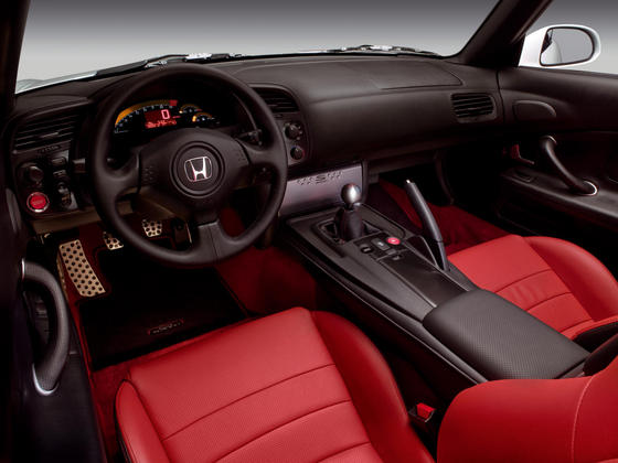 Салон Honda S2000 Ultimate Edition