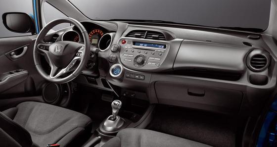 Новый Honda Jazz 2008