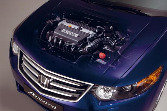 Двигатель нового Honda Accord