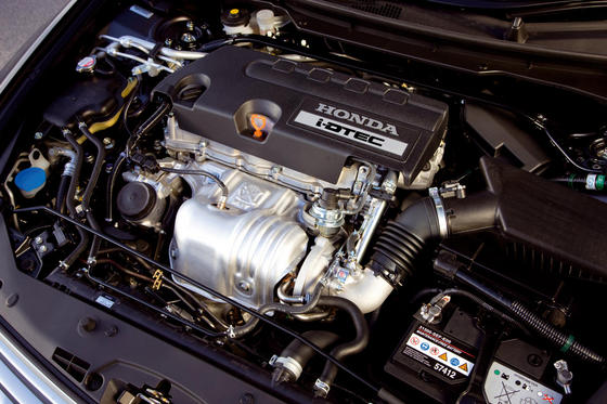 Двигатель i-DTEC нового Honda Accord
