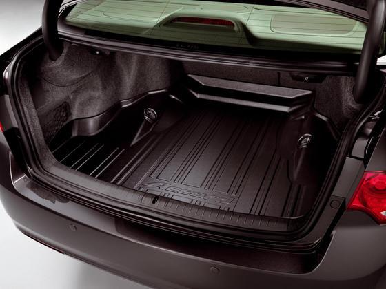 Багажное отделение нового Honda Accord, седан