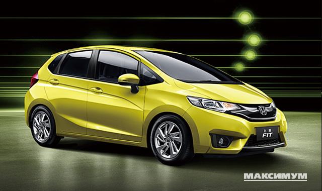 Honda представила новинки на автосалоне в Пекине