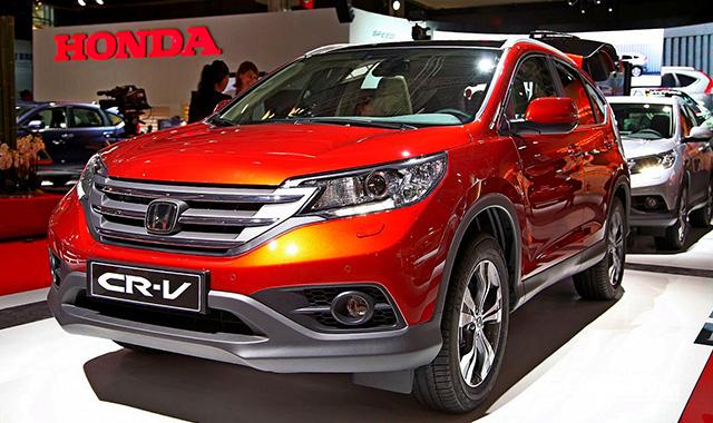 Honda CR-V – универсальный кроссовер