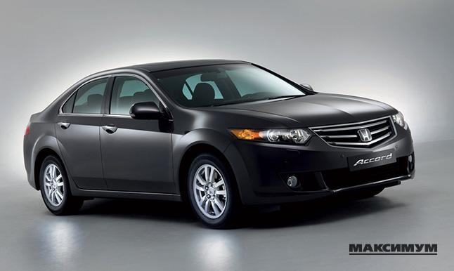 Великолепная семерка: самые важные модели в истории Honda