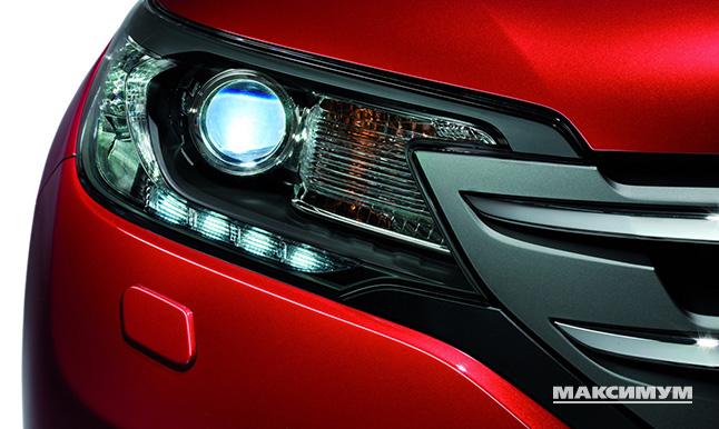 Honda CR-V 4 – комфортабельный и стильный кроссовер