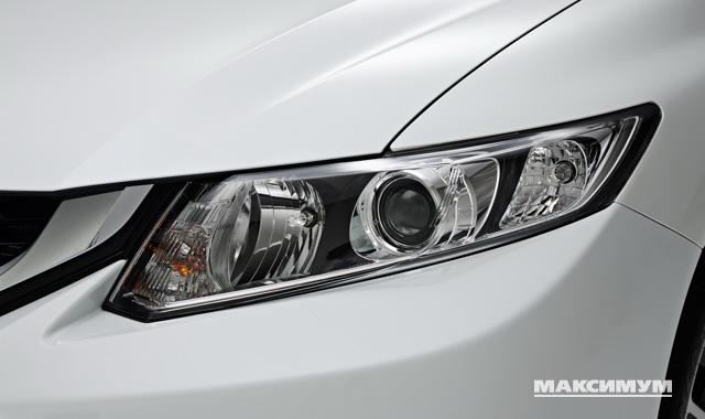 Новая версия Honda Civic уже на российском рынке
